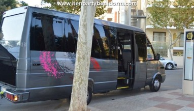 mini bus hire coaches and taxi´s full fleet