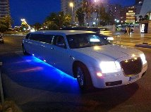 limo at night