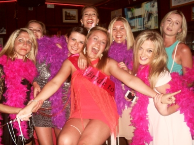 The best hen party´s in benidorm