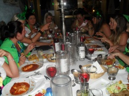 hen party benidorm